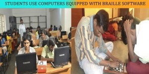 Education for visually challenged